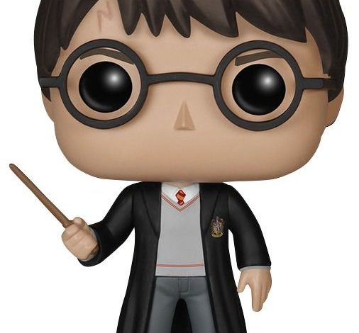 figurine pop harry potter